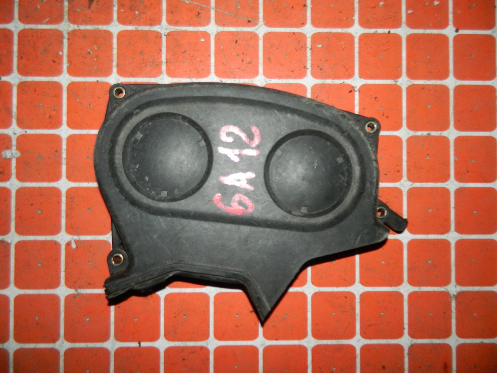 Крышка грм Mitsubishi 6A12 (б/у)