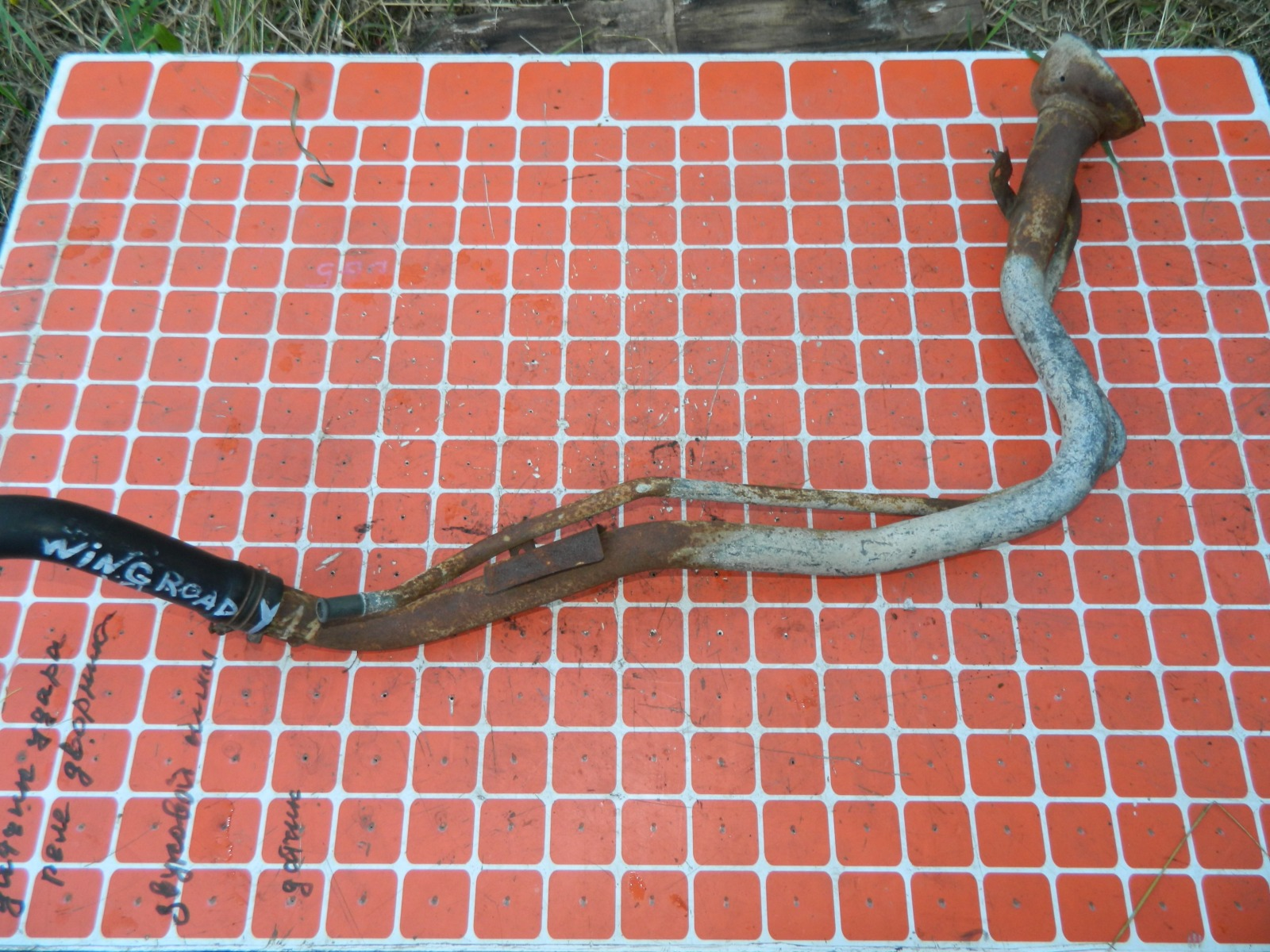 Заливная горловина топливного бака Nissan Wingroad Y11 (б/у)