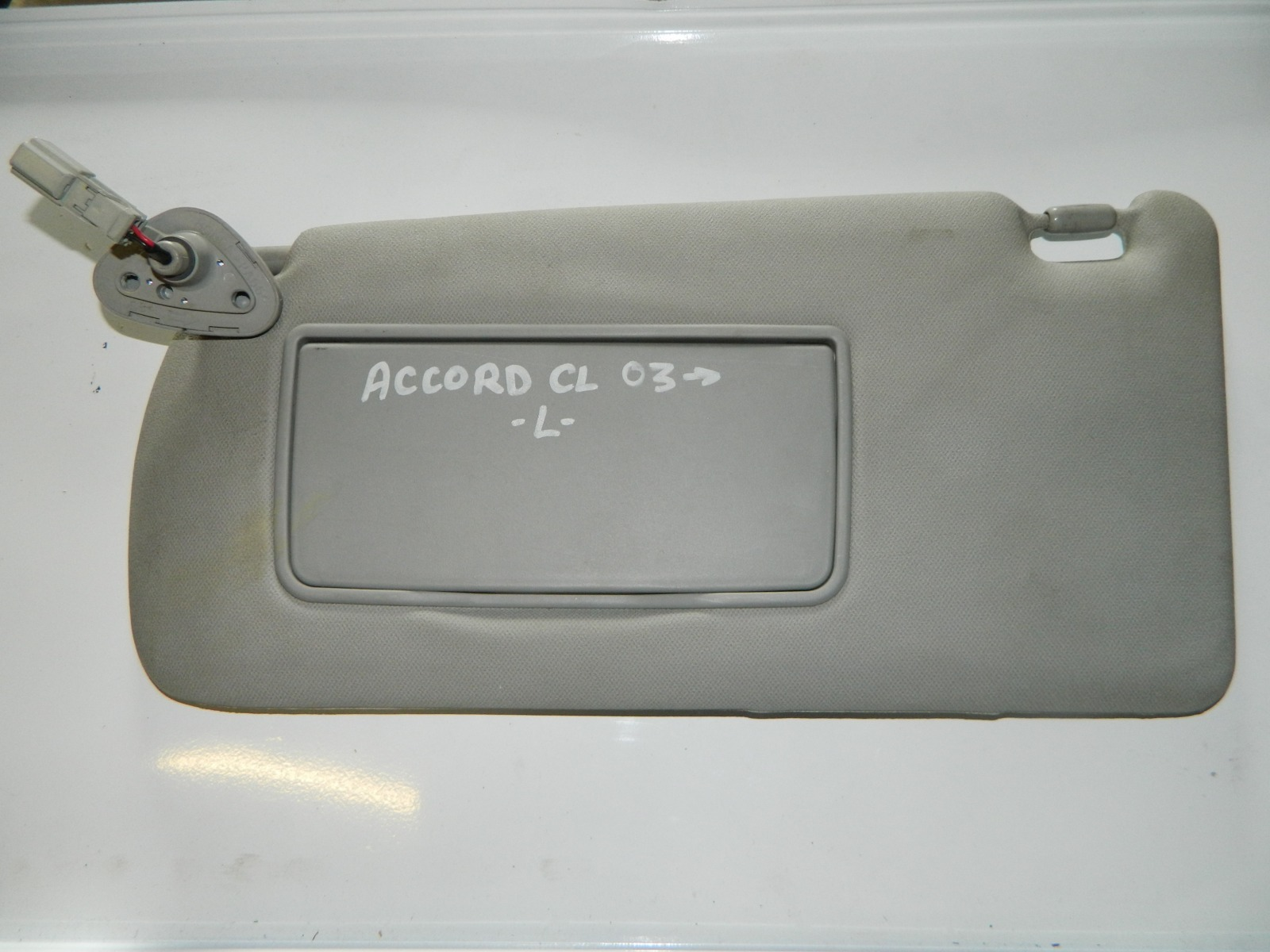 Козырек солнцезащитный Honda Accord CL7 левый (б/у)