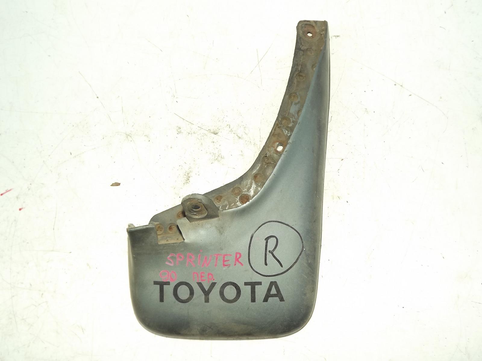 Брызговик Toyota Sprinter AE91 передний правый (б/у)