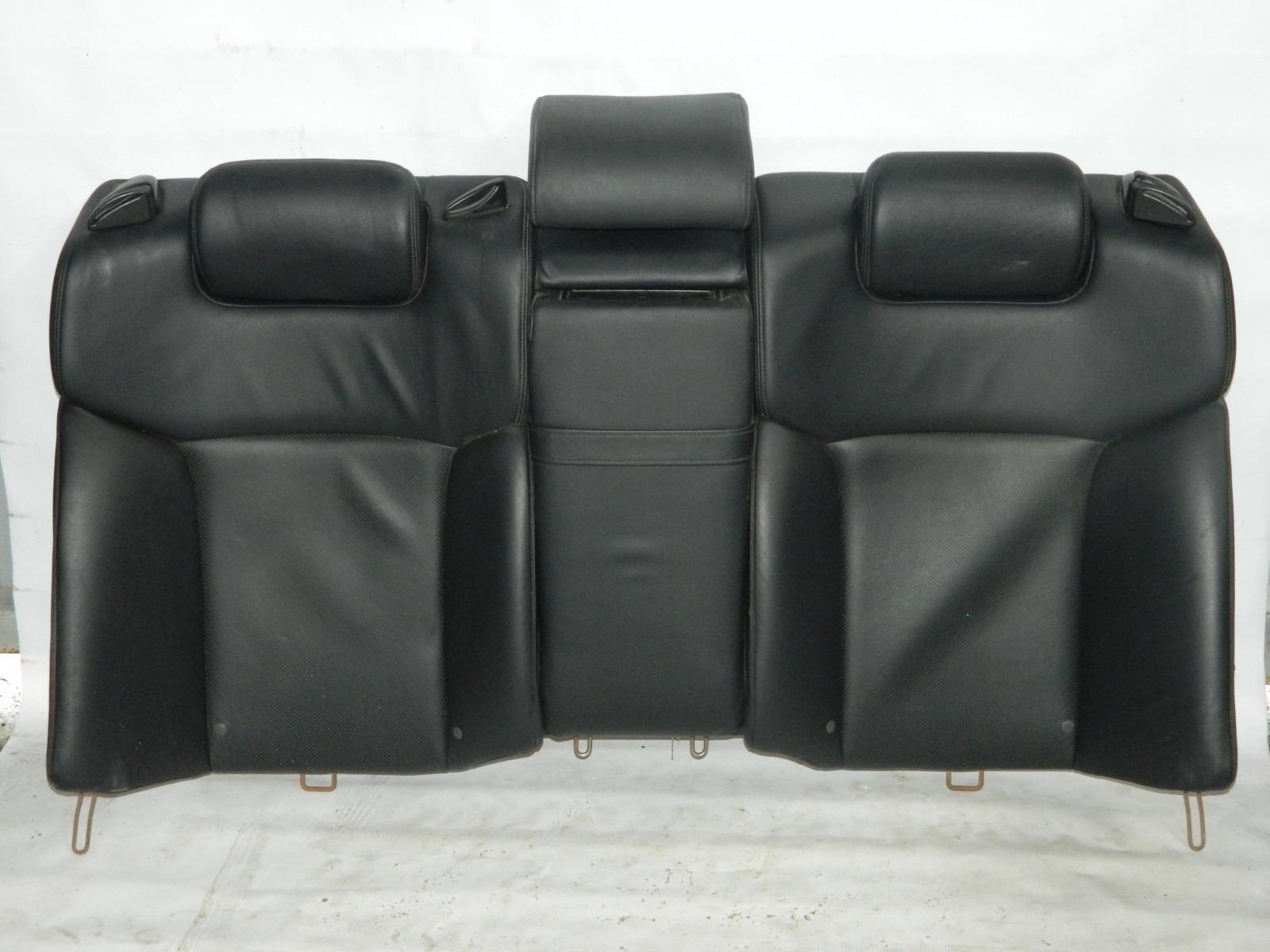 Спинка сиденья Lexus Gs300 задняя (б/у)