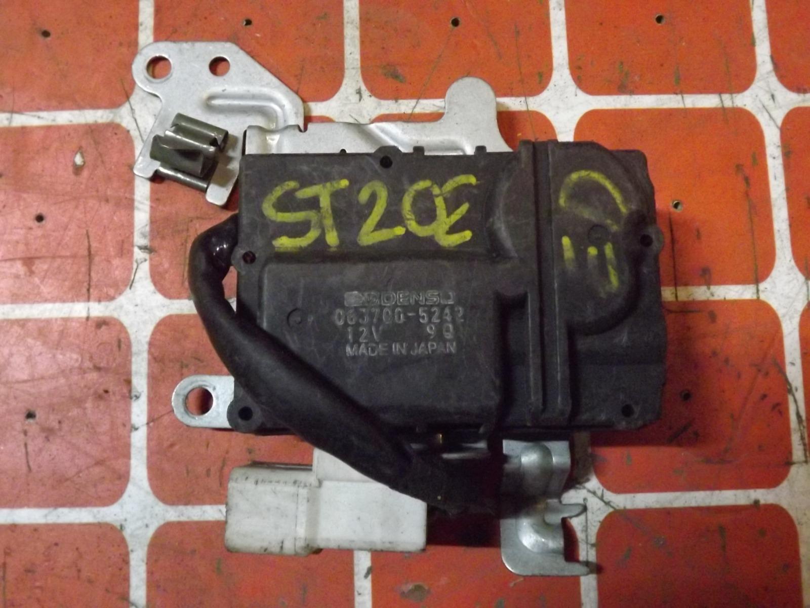 Сервопривод заслонки печки Toyota Carina  Ed ST202 (б/у)