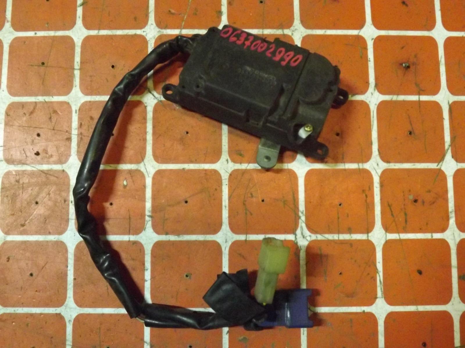 Сервопривод заслонки печки Toyota Corona AT170 (б/у)