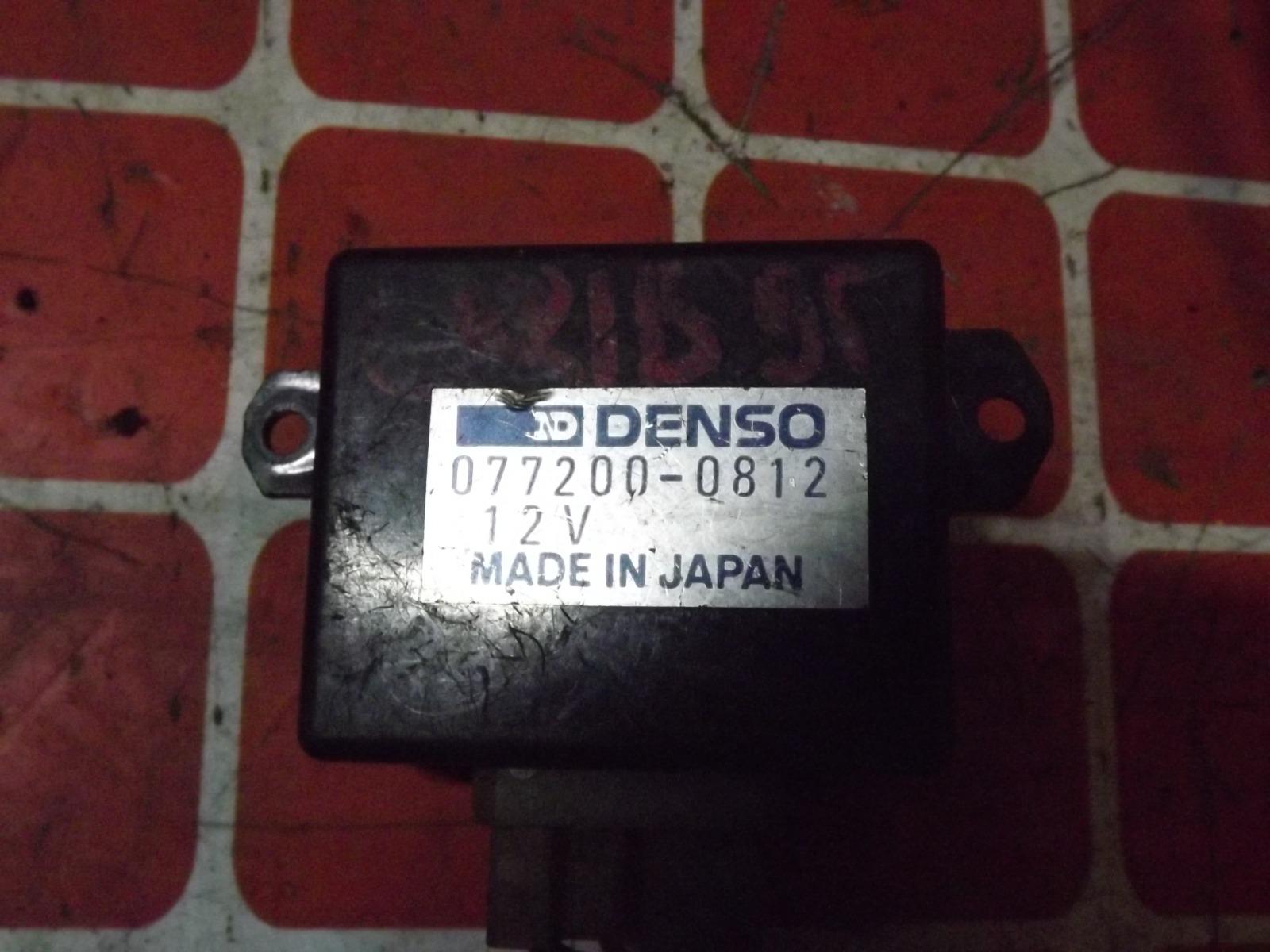 Сервопривод заслонки печки Mazda Premacy CPEW (б/у)