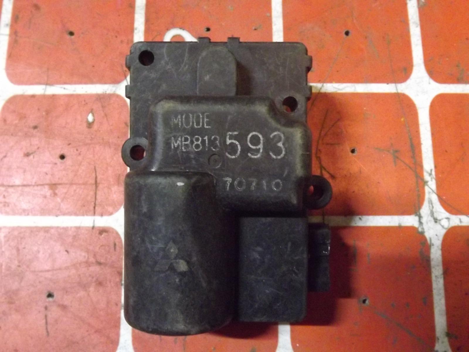 Сервопривод заслонки печки Mitsubishi Colt CK2A (б/у)
