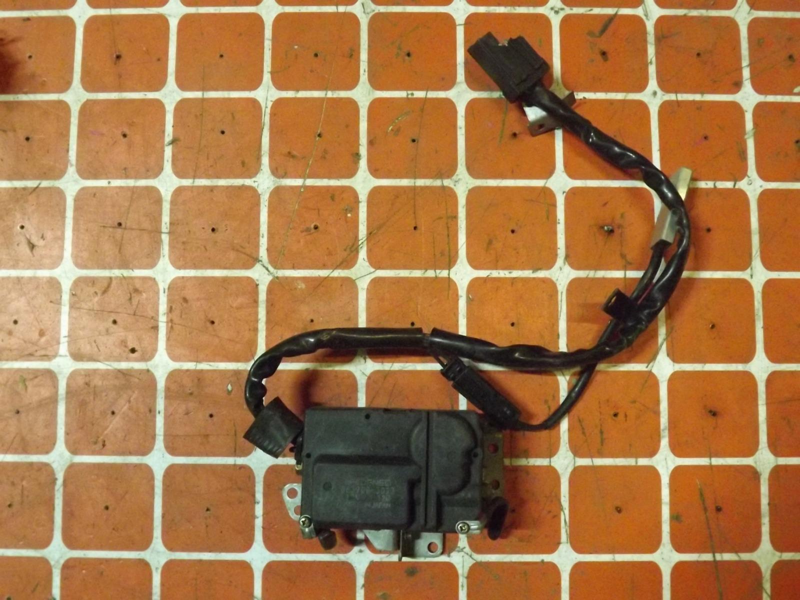 Сервопривод заслонки печки Mitsubishi Pajero V45W (б/у)