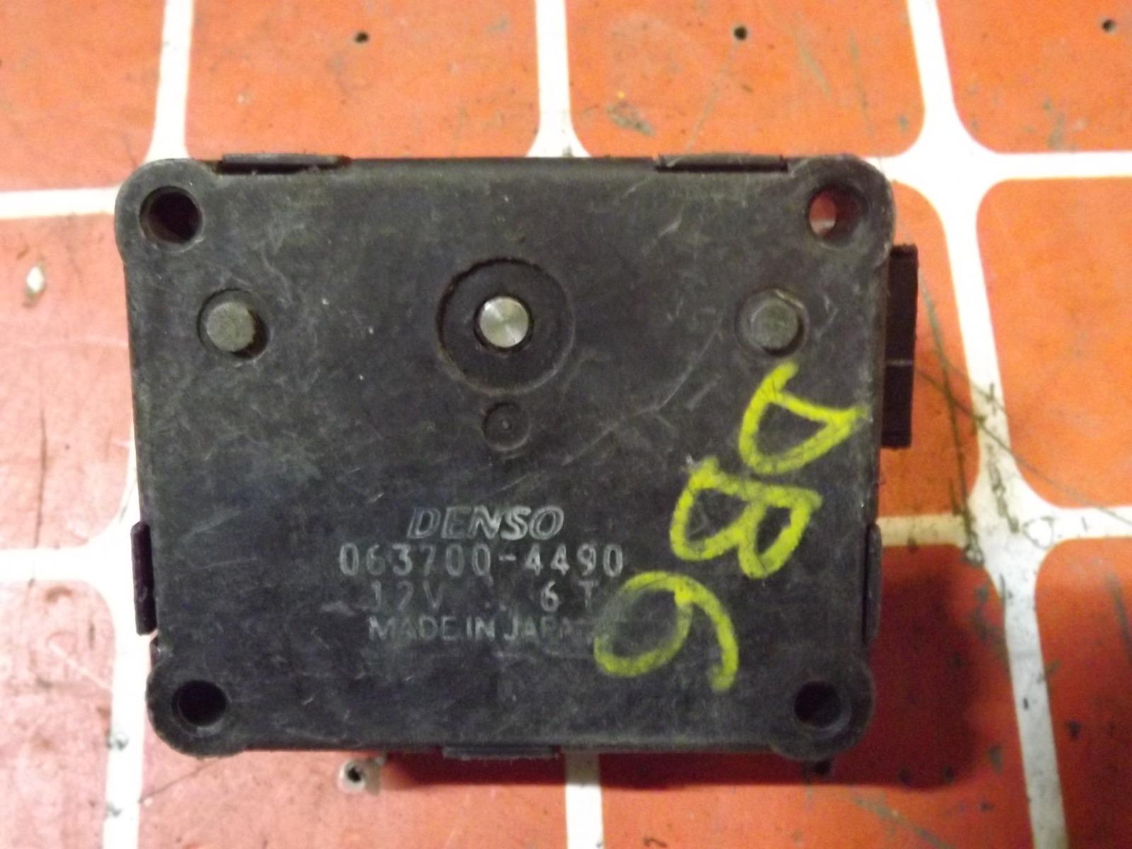 Сервопривод заслонки печки Honda Integra DB6 (б/у)