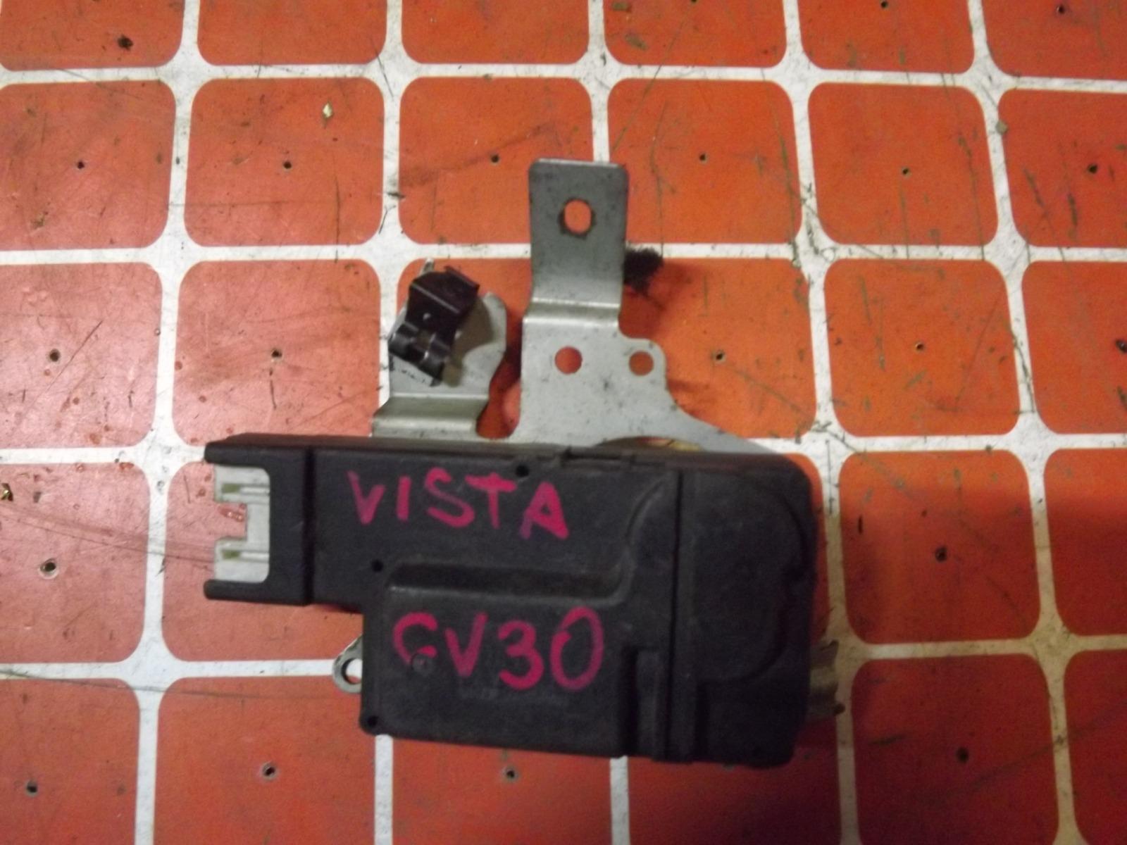 Сервопривод заслонки печки Toyota Vista CV30 (б/у)