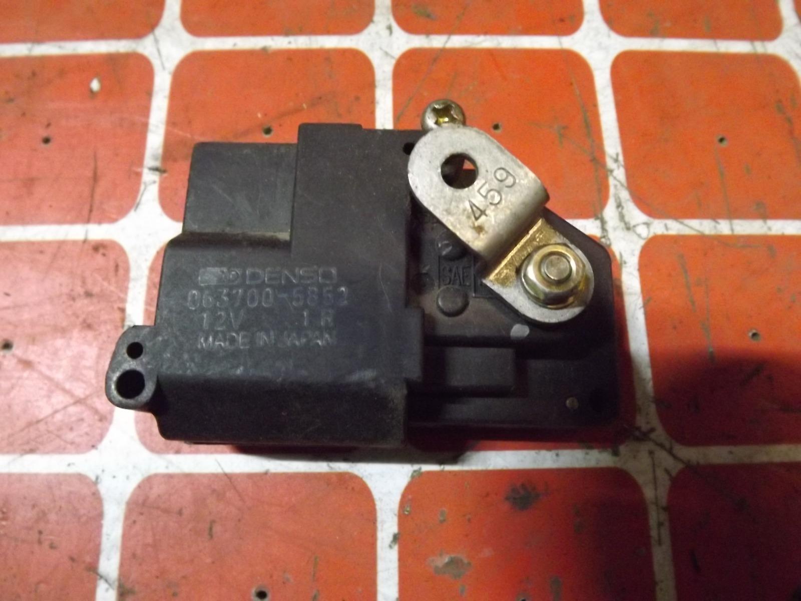 Сервопривод заслонки печки Honda Cr-V RD1 (б/у)