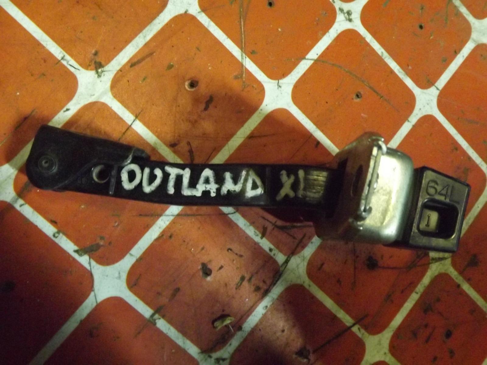 Ограничитель двери Mitsubishi Outlander Xl задний (б/у)