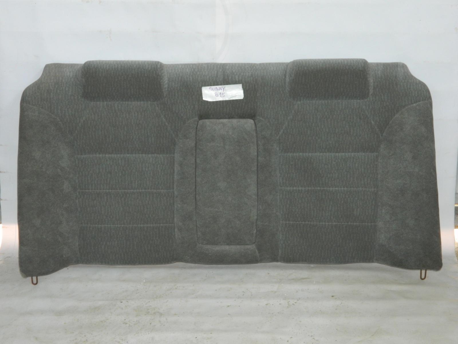 Спинка сиденья Nissan Sunny B15 задняя (б/у)