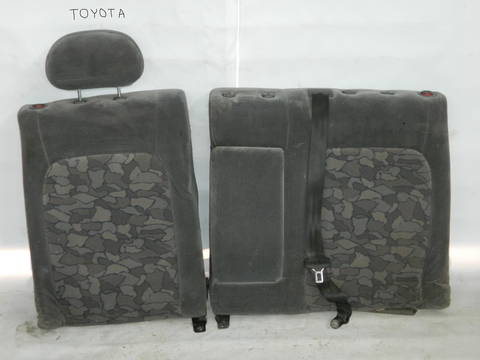 Спинка сиденья Toyota задняя (б/у)