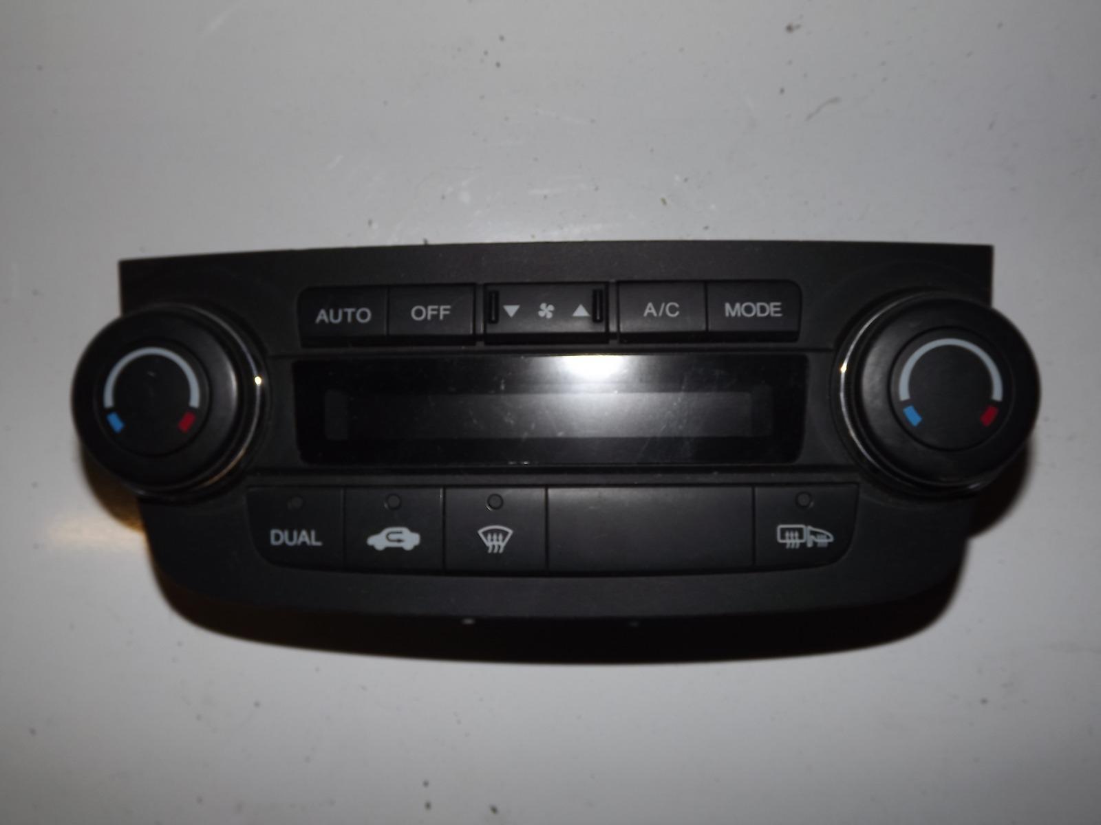 Блок управления климат-контролем Honda Cr-V RE3 (б/у)