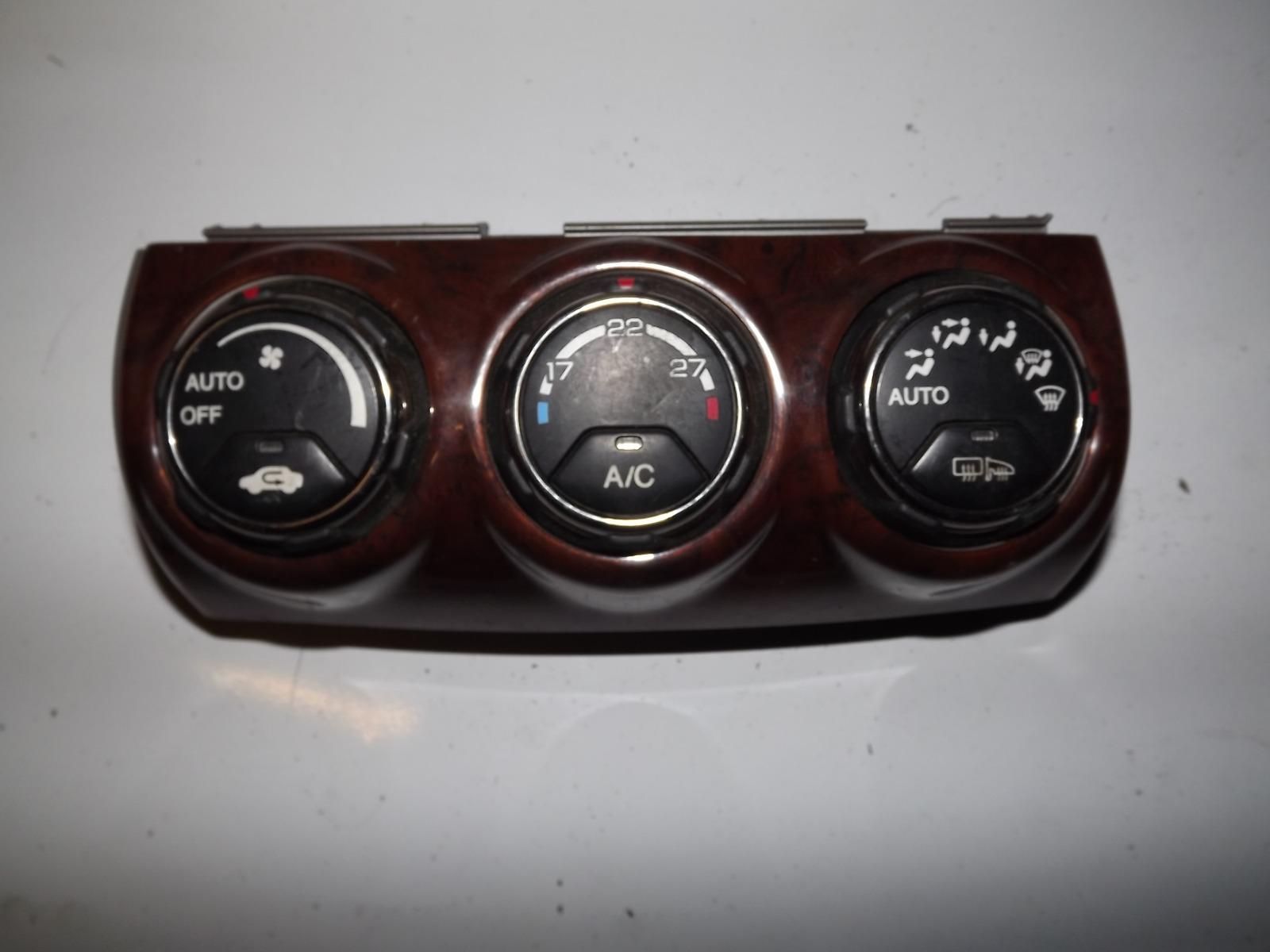 Блок управления климат-контролем Honda Cr-V RD5 (б/у)