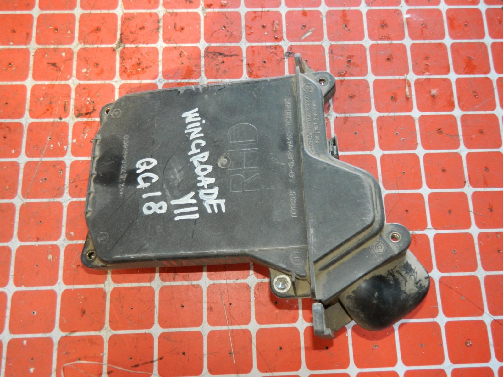 Корпус блока управления Nissan Wingroad Y11 QG18DE (б/у)