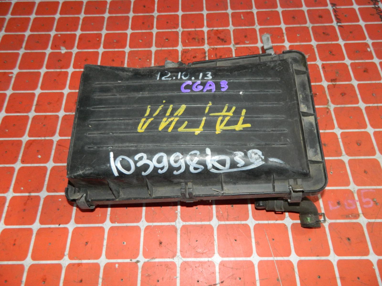 Корпус воздушного фильтра Nissan Cube Z10 CGA3 (б/у)