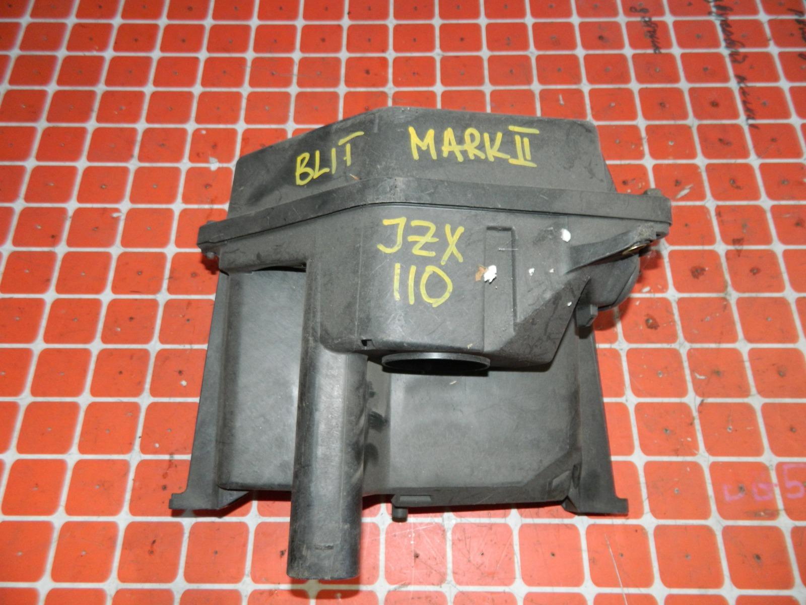 Корпус блока управления Toyota Mark Ii Blit JZX110 (б/у)