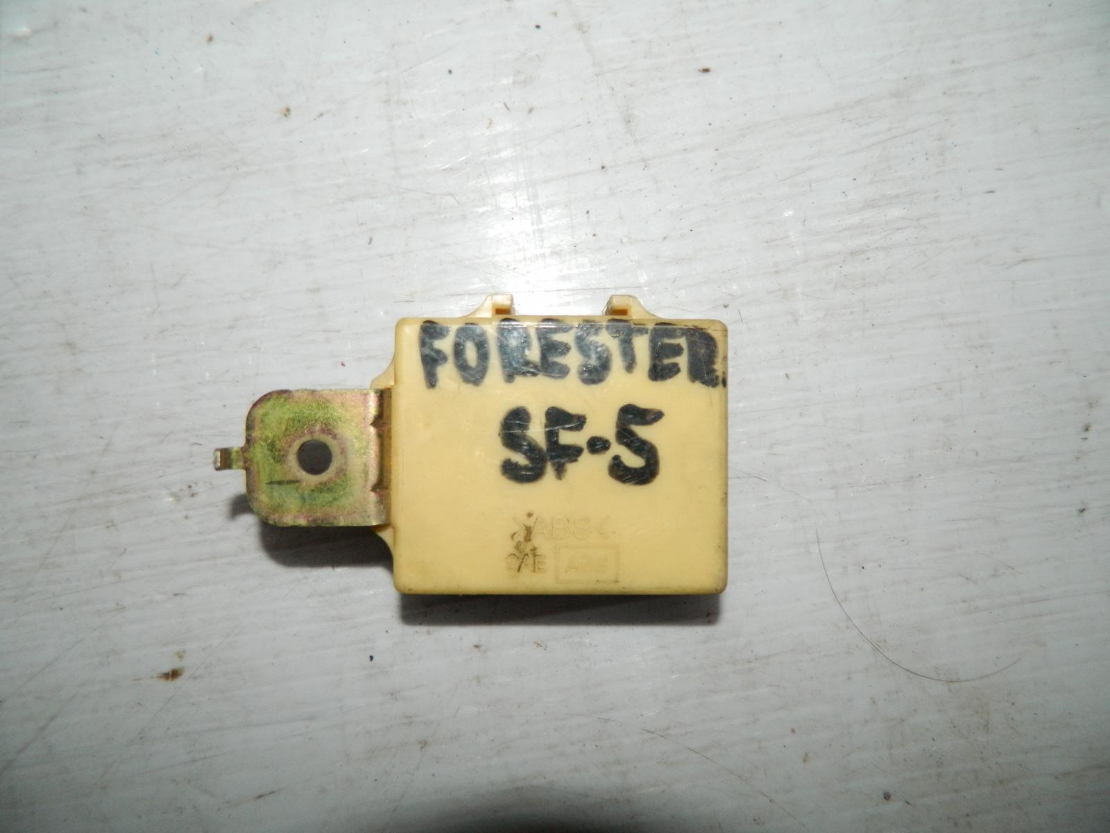 Блок управления Subaru Forester SF5 (б/у)