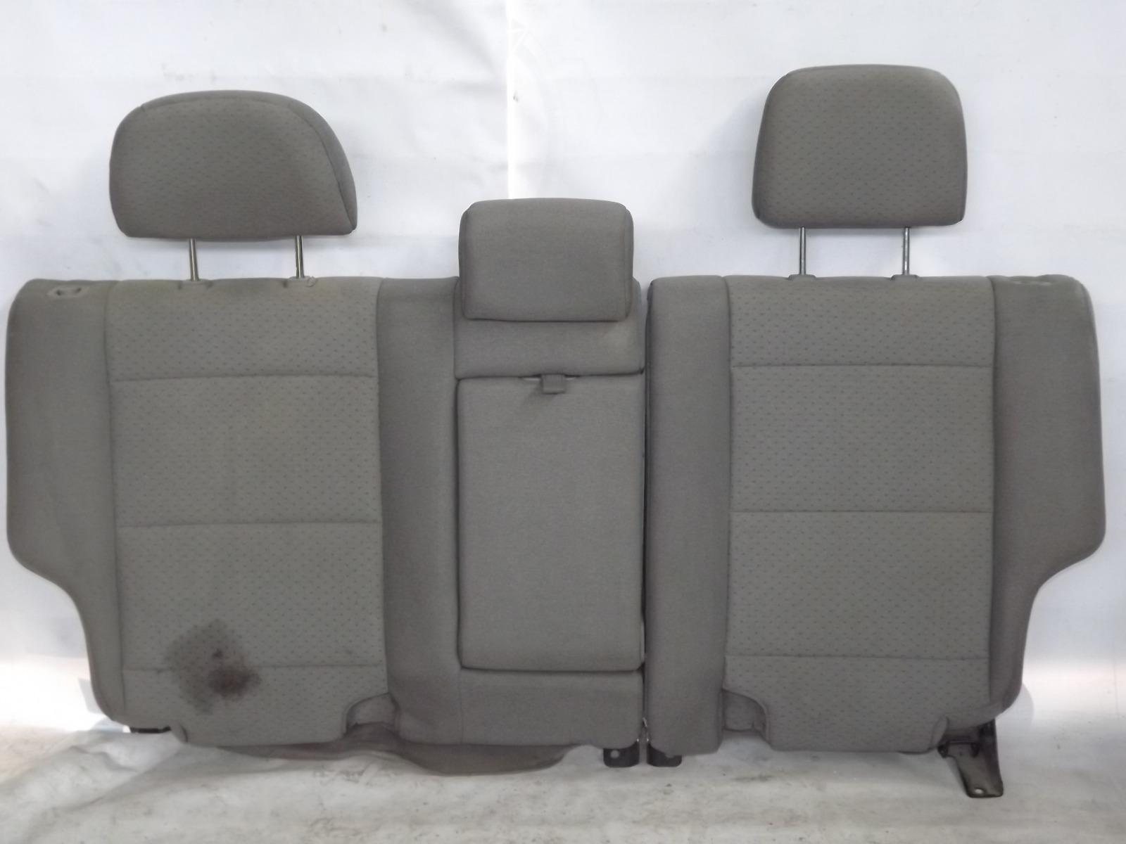 Спинка сиденья Kia Sorento задняя (б/у)