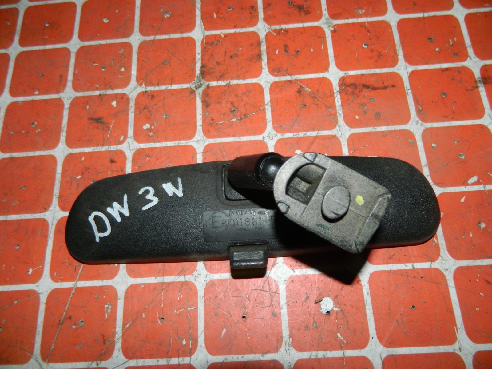 Зеркало салона Mazda Demio DW3W (б/у)