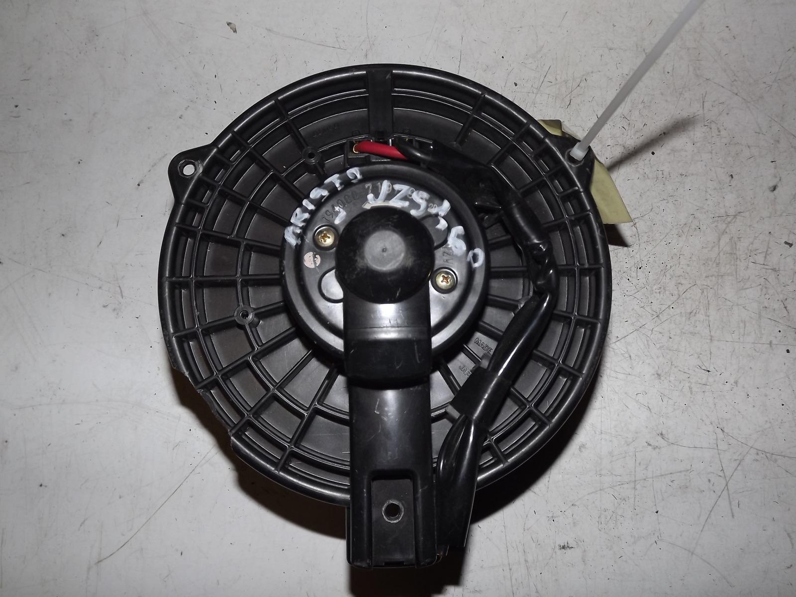 Мотор печки Toyota Aristo JZS160 (б/у)