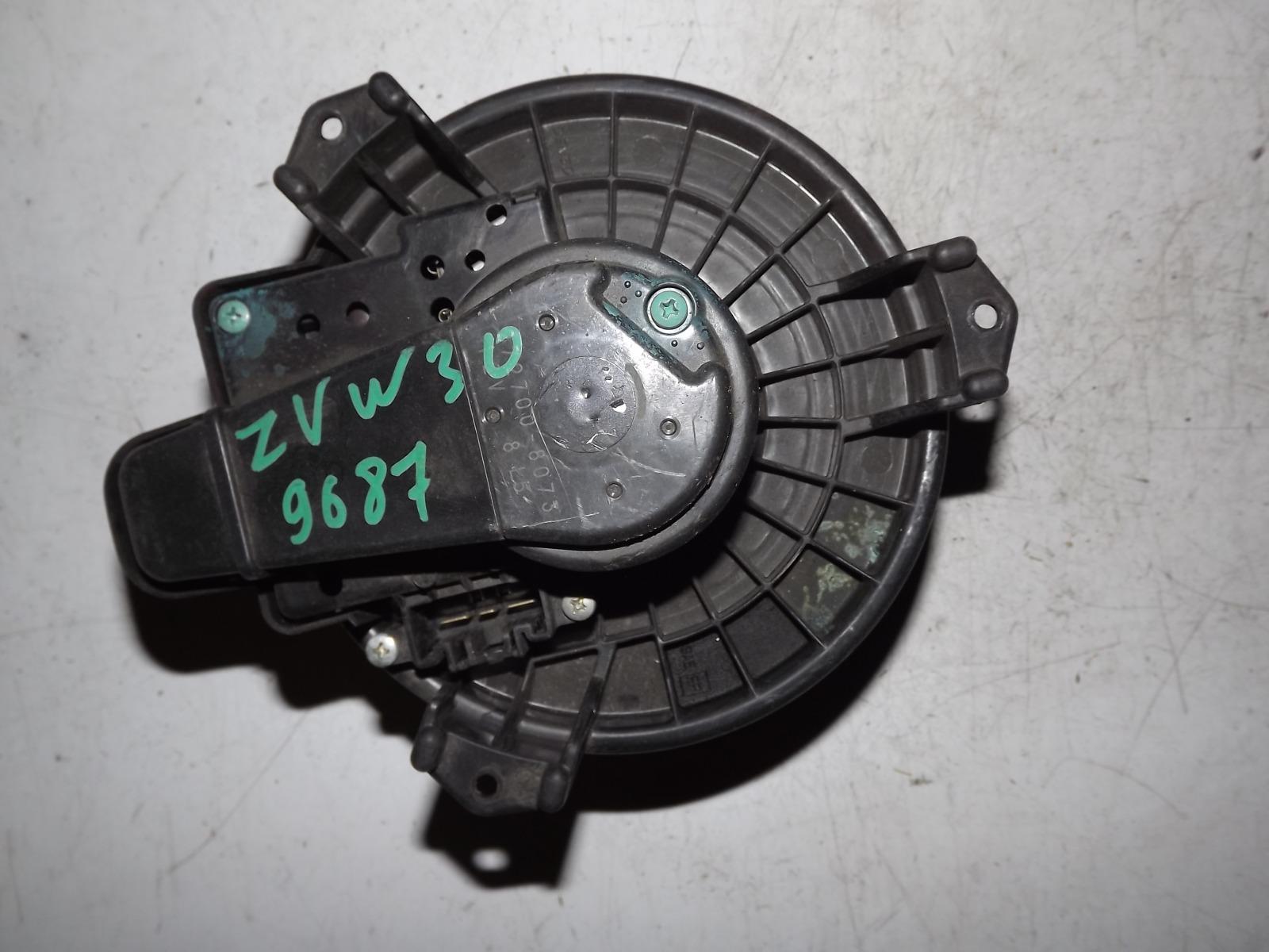 Мотор печки Toyota Prius ZVW30 (б/у)