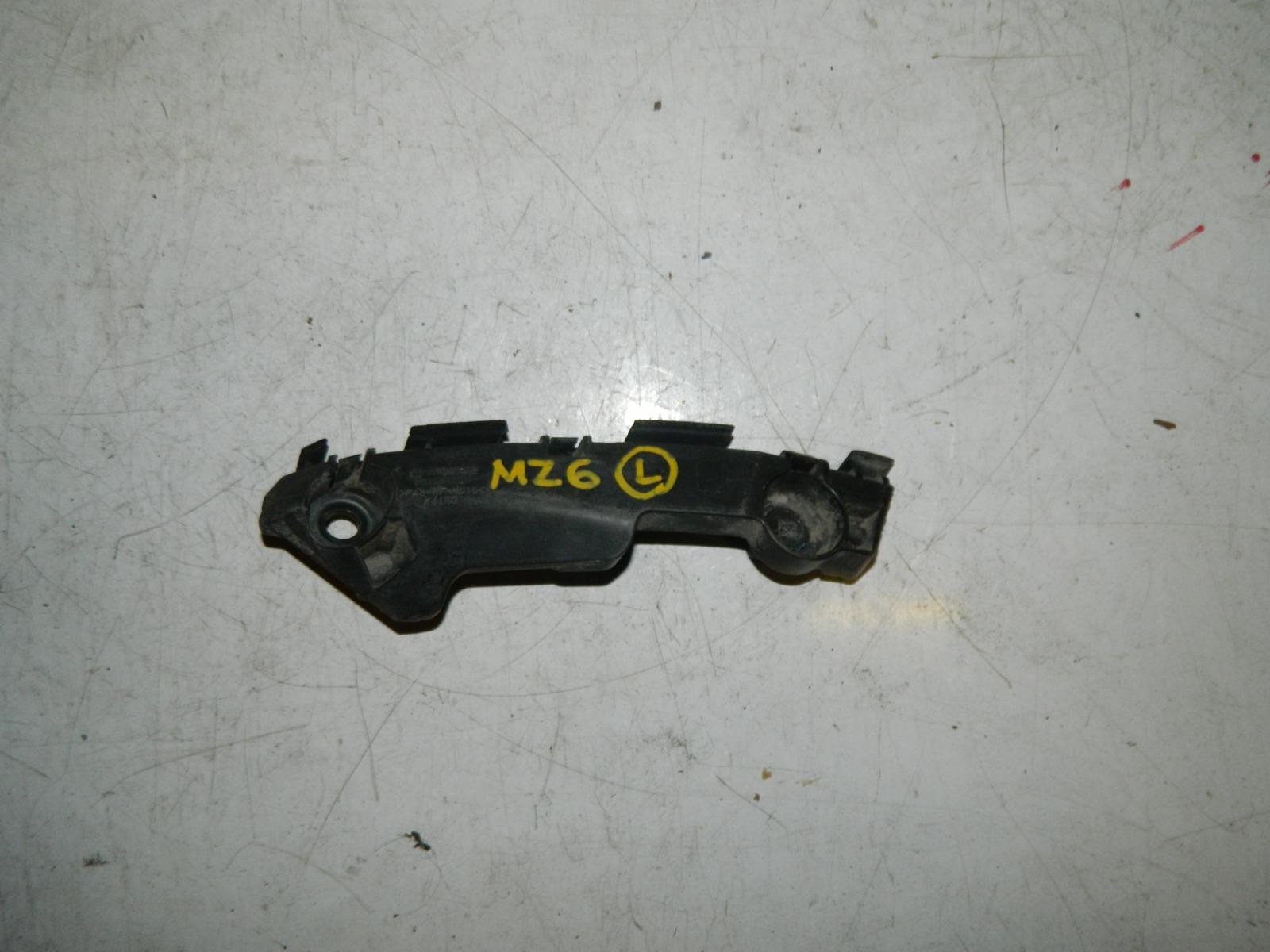 Крепление бампера Mazda 6 GG переднее левое (б/у)