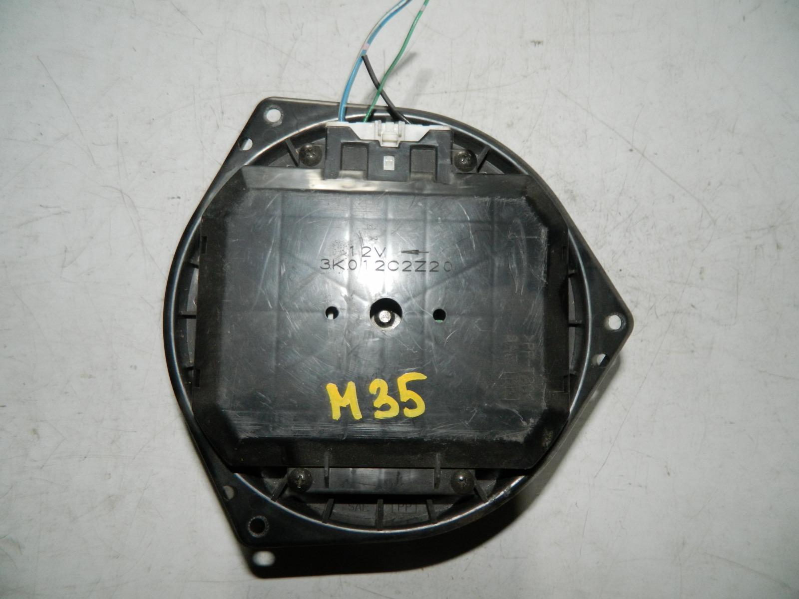 Мотор печки Nissan Stagea M35 (б/у)