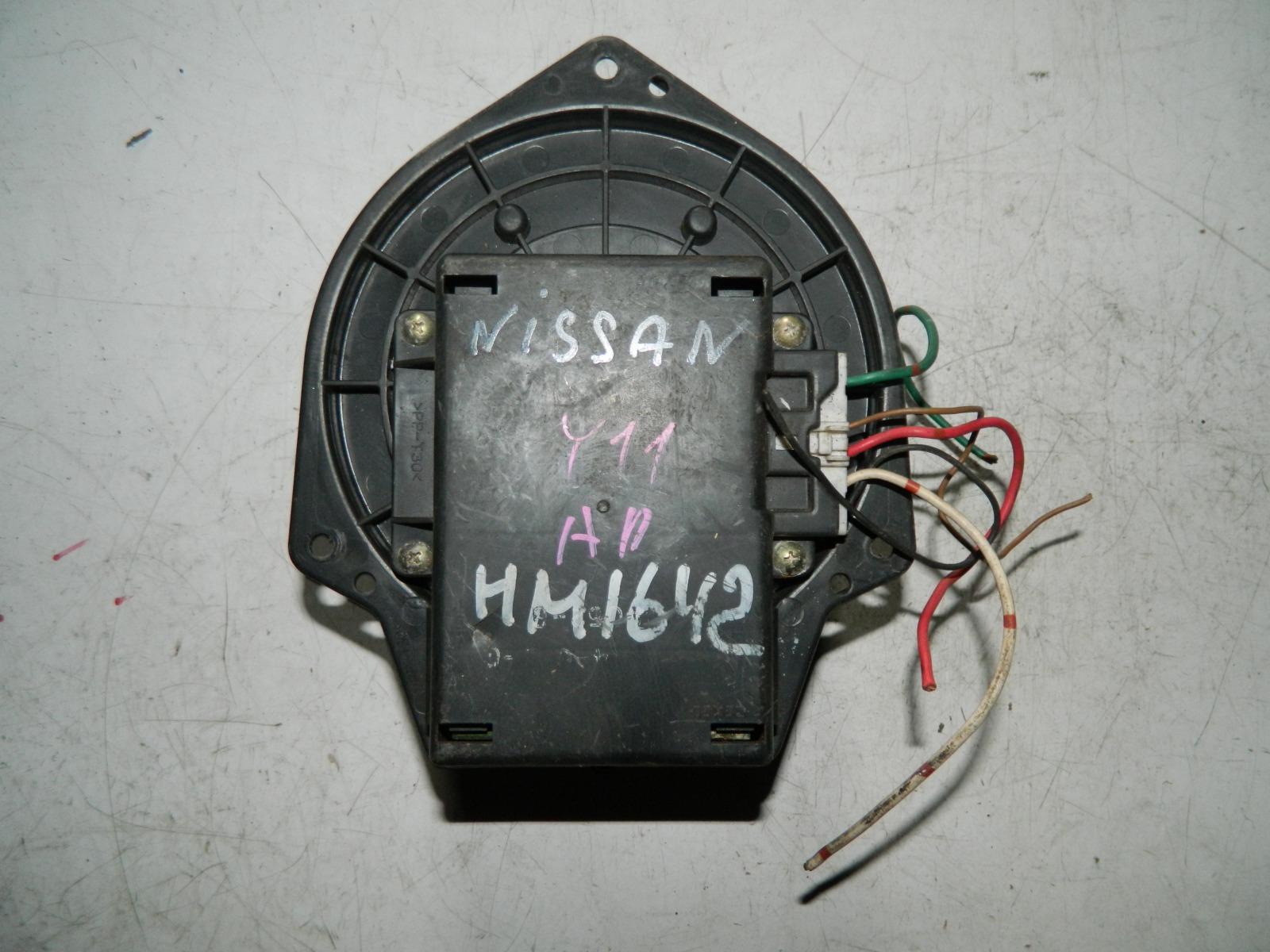 Мотор печки Nissan Ad Y11 (б/у)