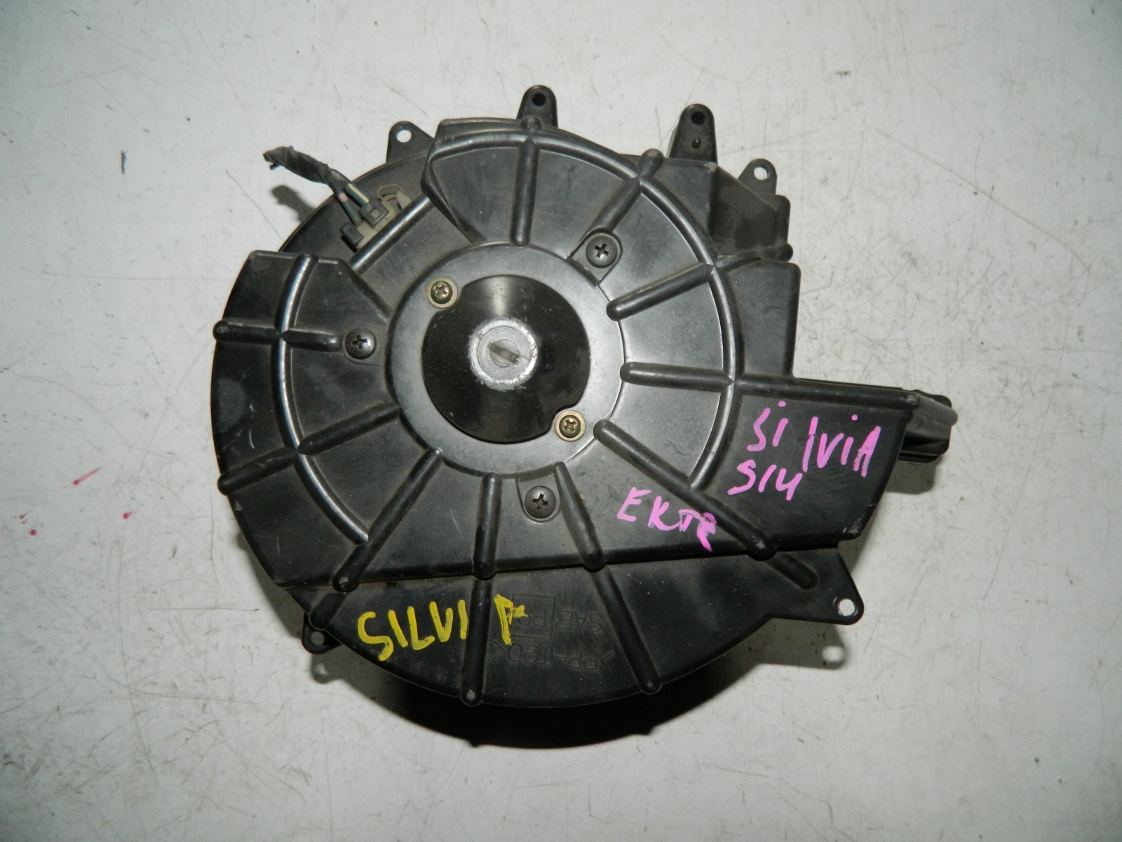 Мотор печки Nissan Silvia S14 (б/у)