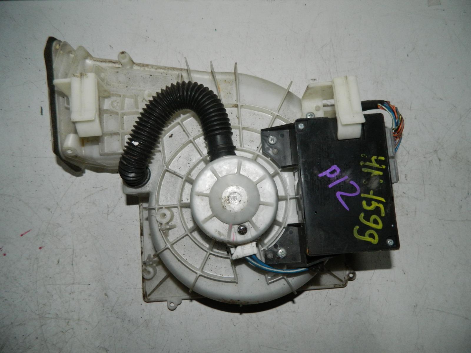 Мотор печки Nissan Primera P12 (б/у)