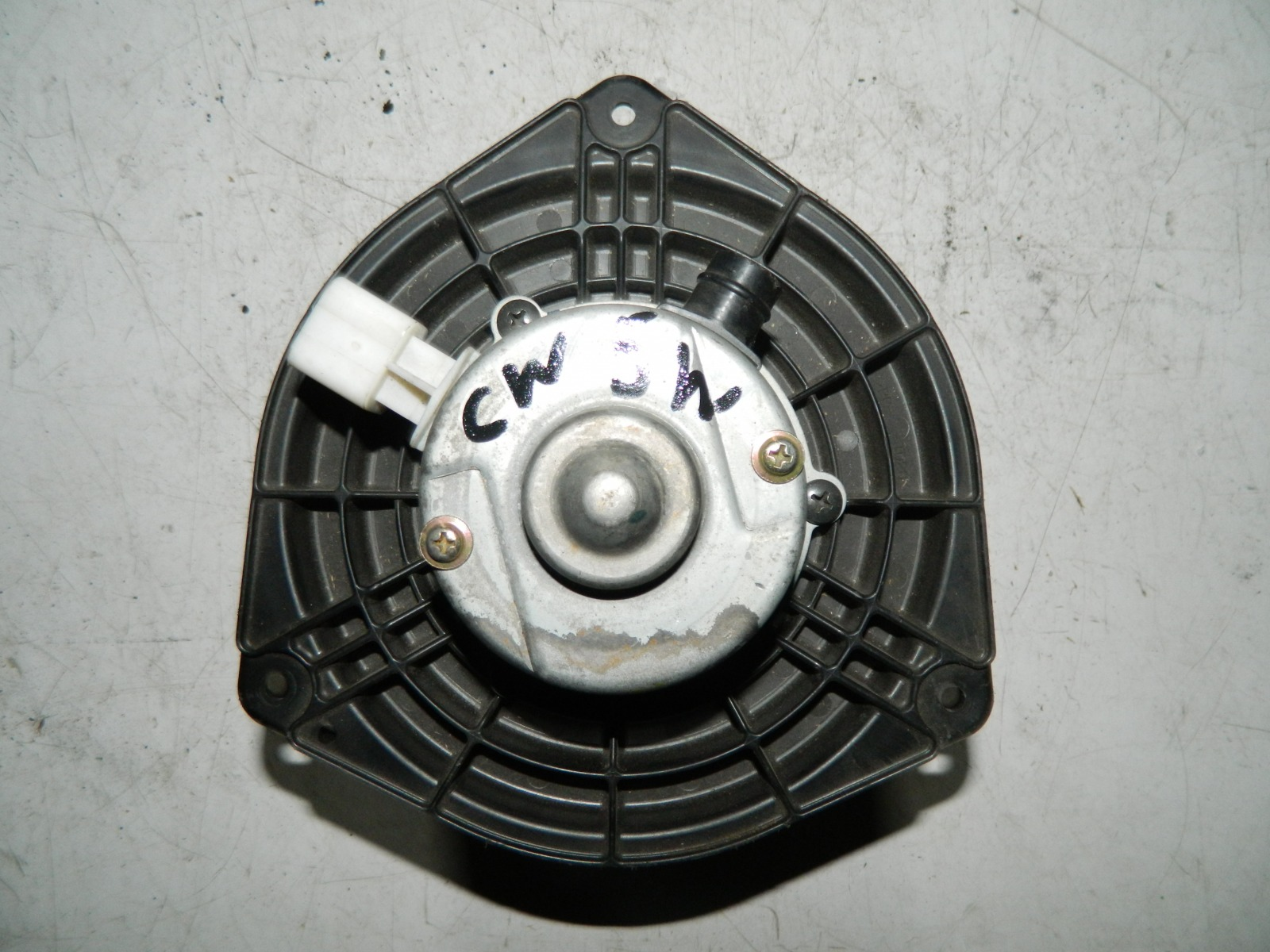 Мотор печки Mitsubishi Outlander CW5W (б/у)