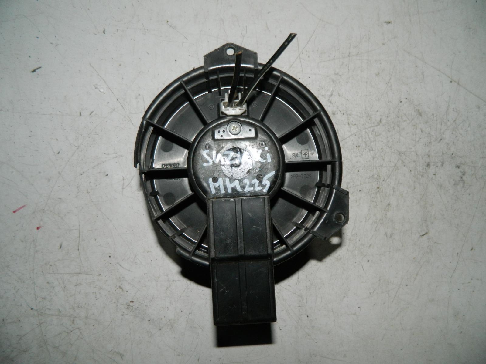 Мотор печки Suzuki (б/у)