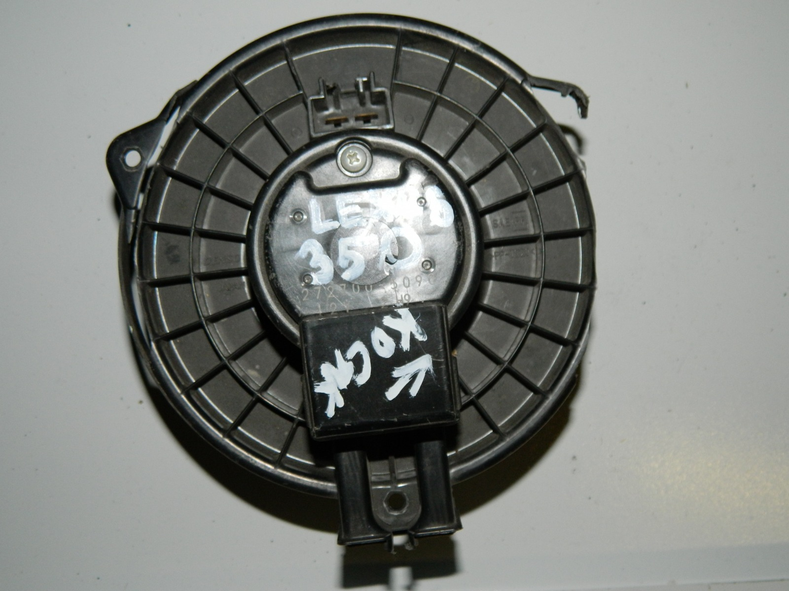 Мотор печки Lexus Rx350 (б/у)