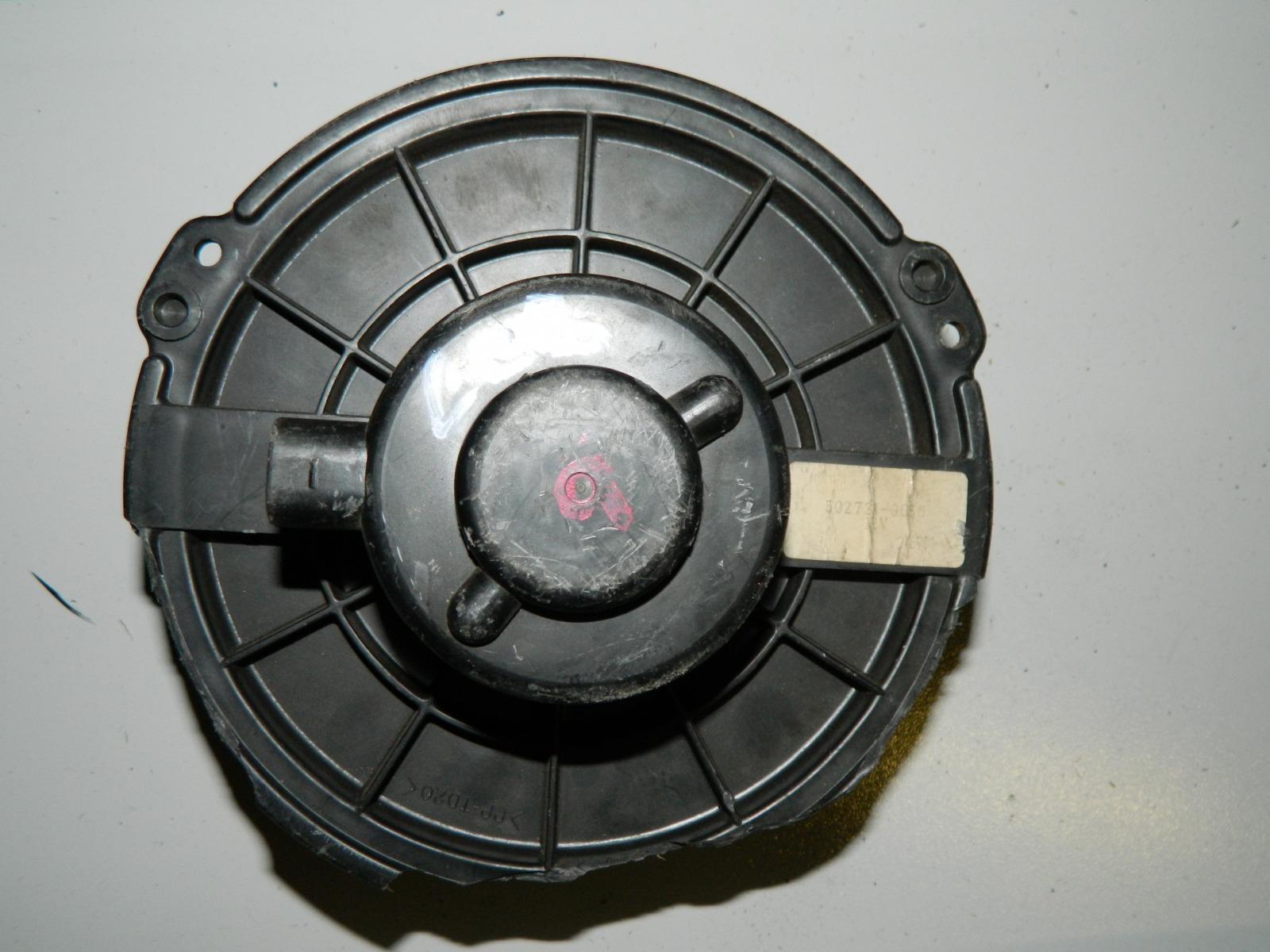 Мотор печки Subaru Impreza GC8 (б/у)