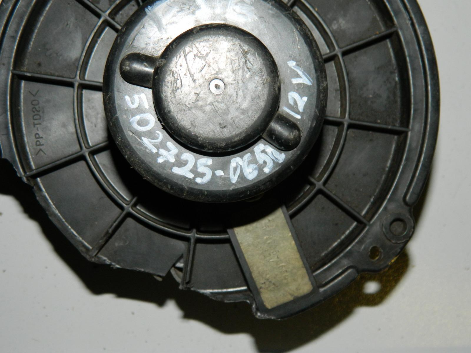 Мотор печки Subaru Impreza GF3 (б/у)