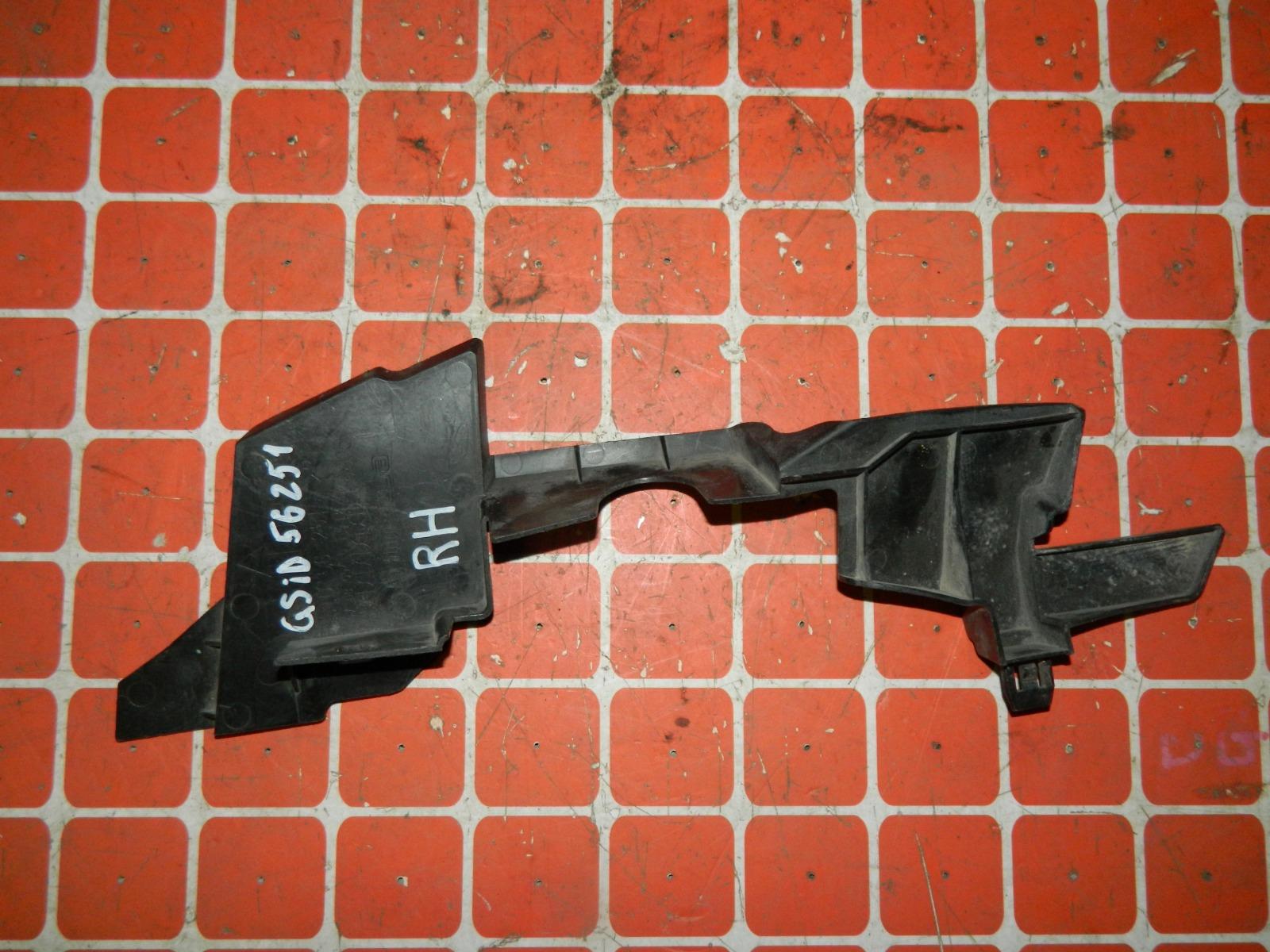 Дефлектор радиатора Mazda 6 GH правый (б/у)