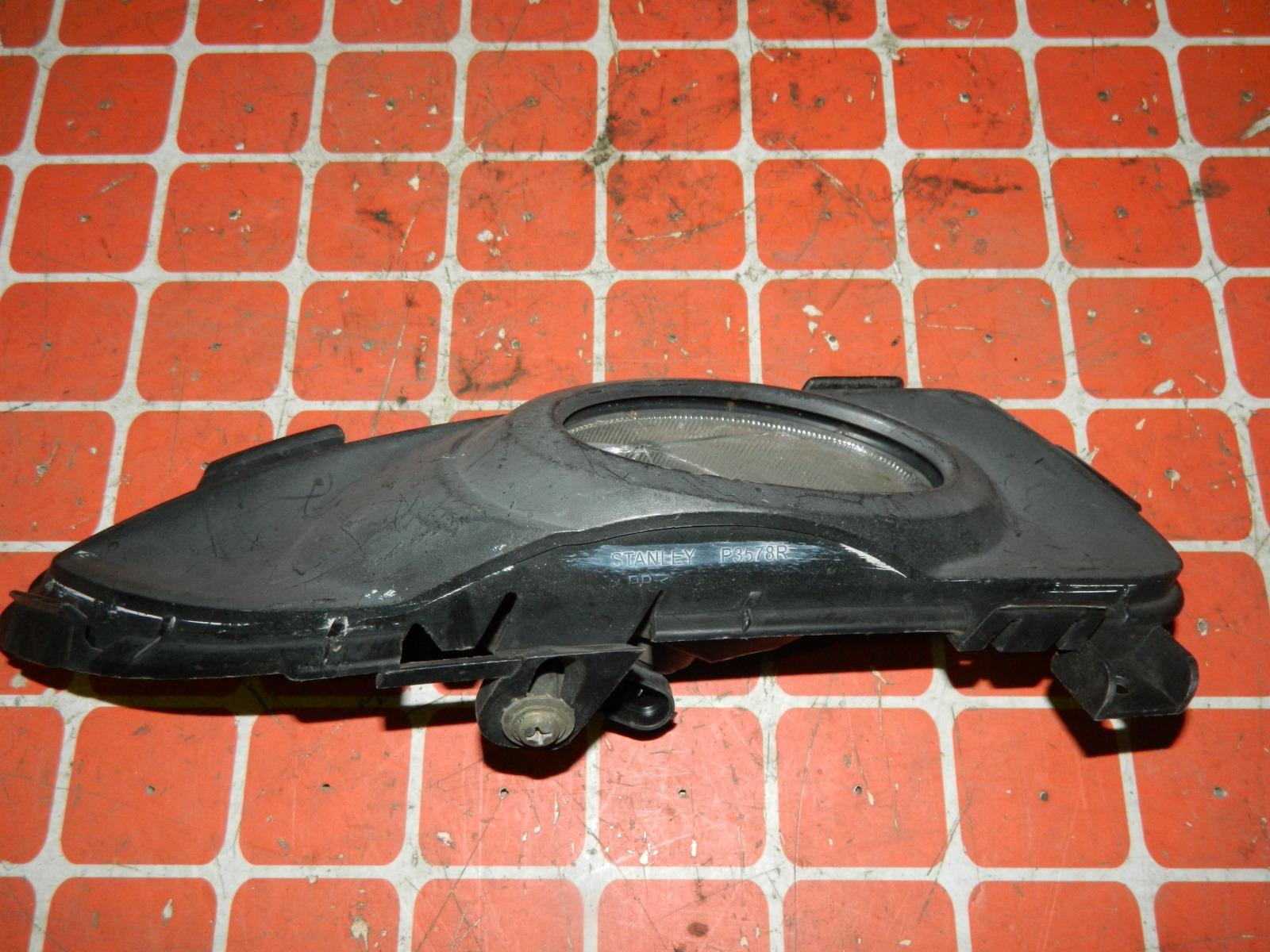 Рамка противотуманной фары Mazda 3 BK правая (б/у)