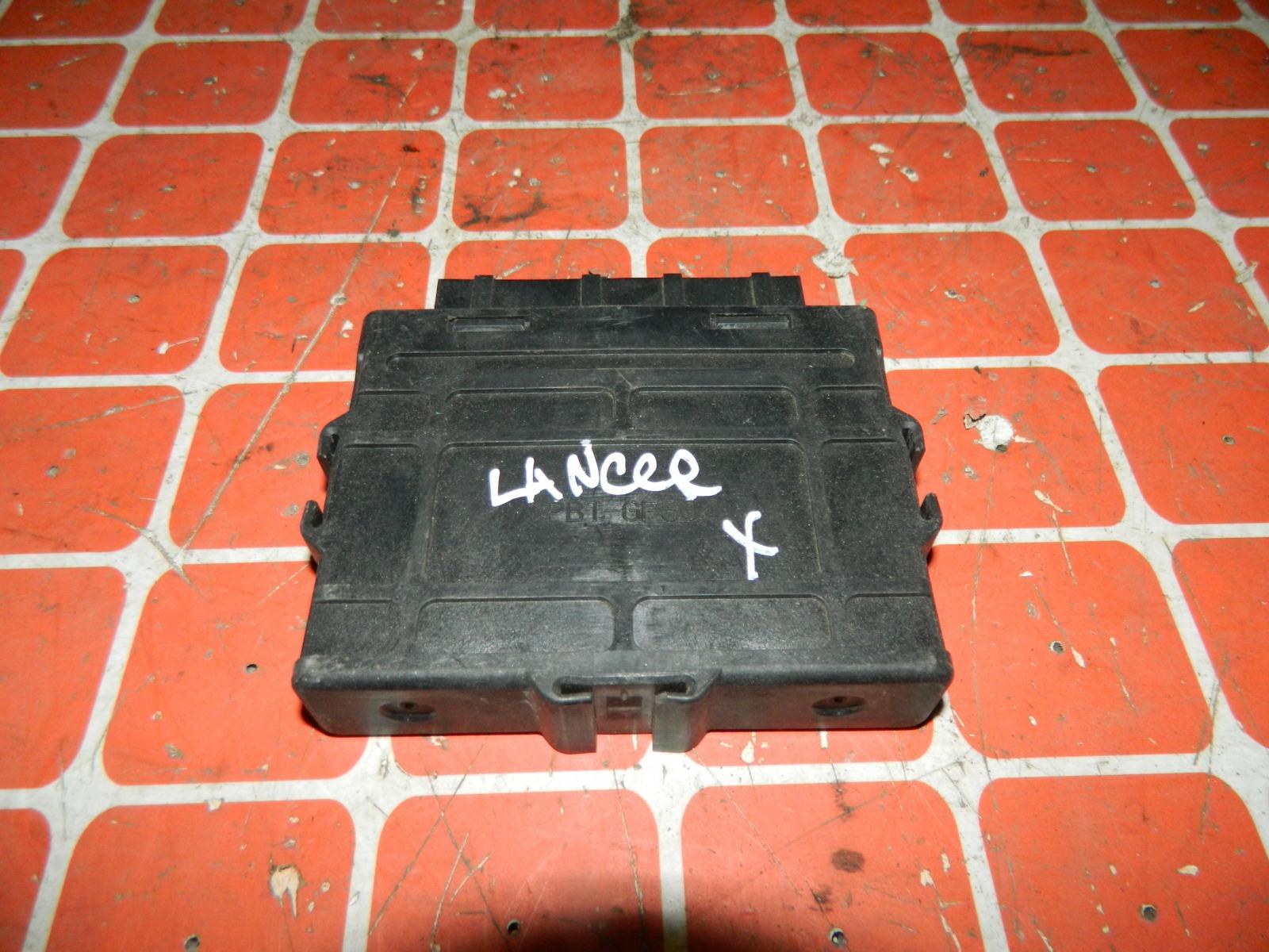 Блок управления акпп Mitsubishi Lancer X CY3A (б/у)