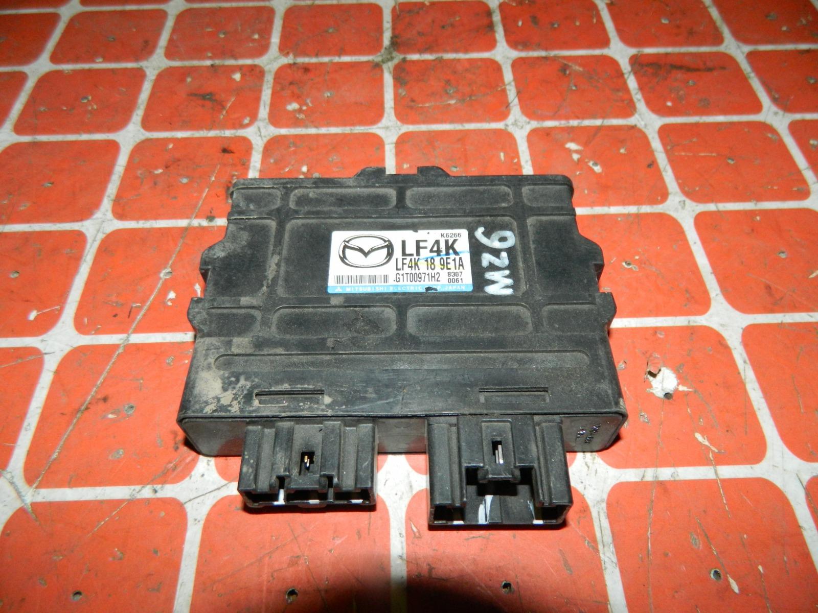 Блок управления акпп Mazda Mazda 6 GH (б/у)