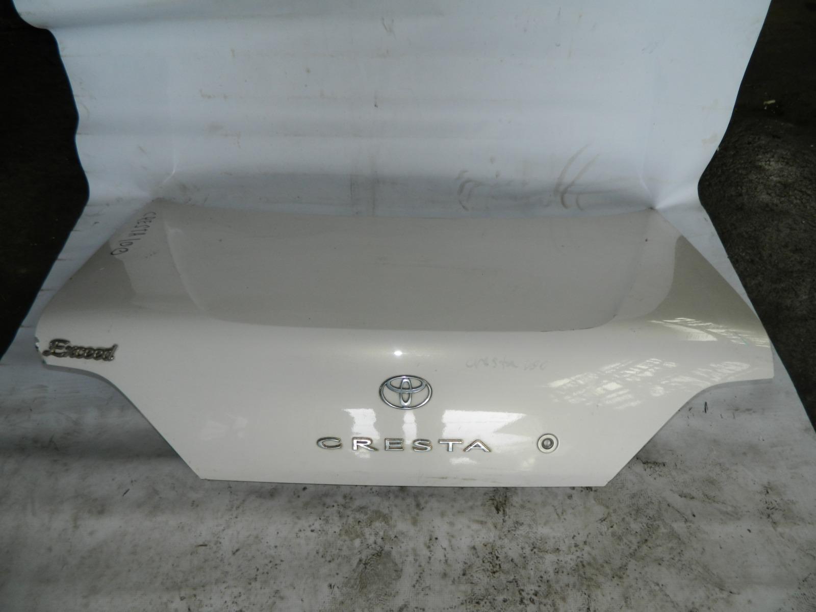 Крышка багажника Toyota Cresta GX100 (б/у)