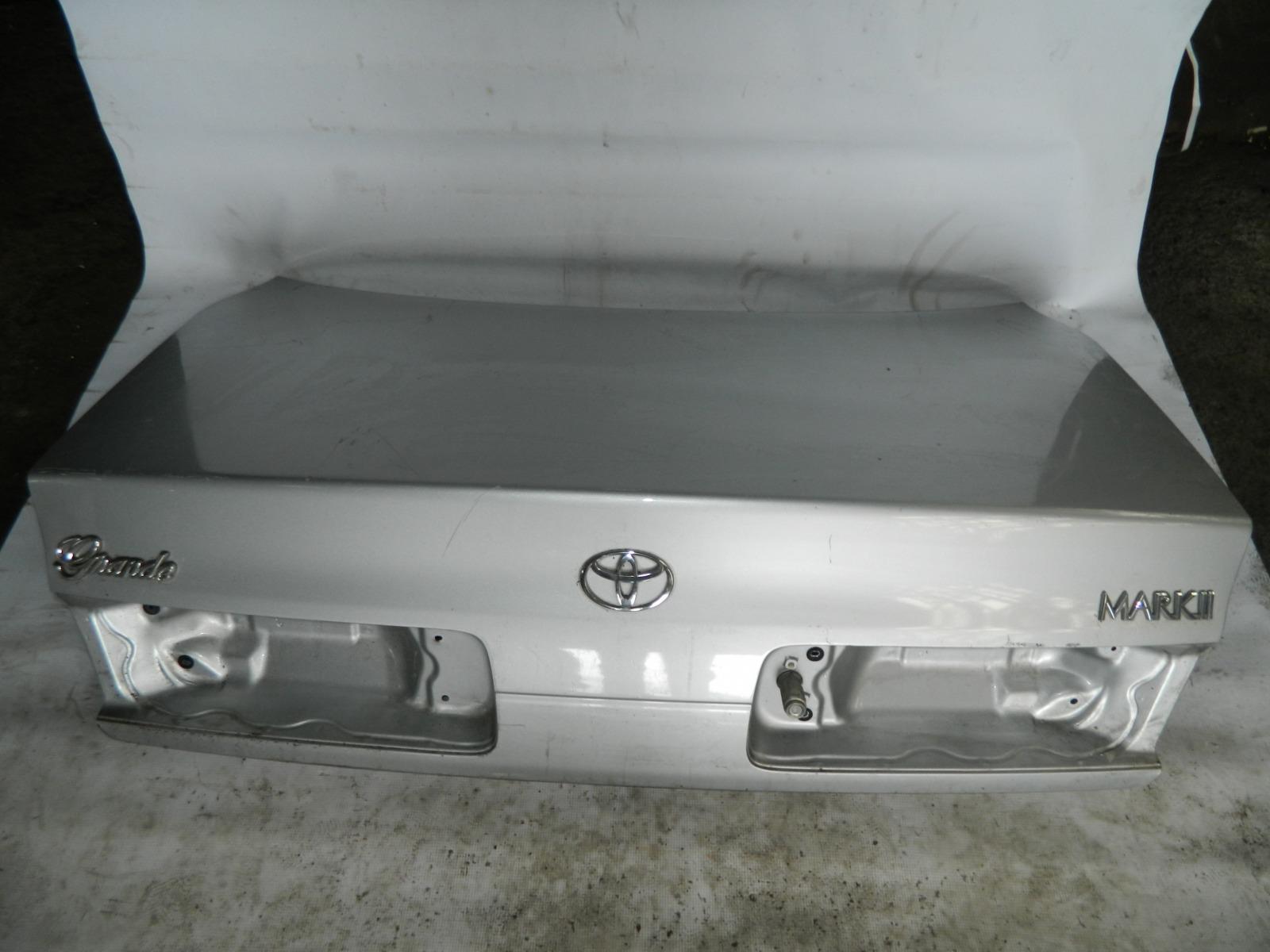 Крышка багажника Toyota Mark Ii GX100 (б/у)