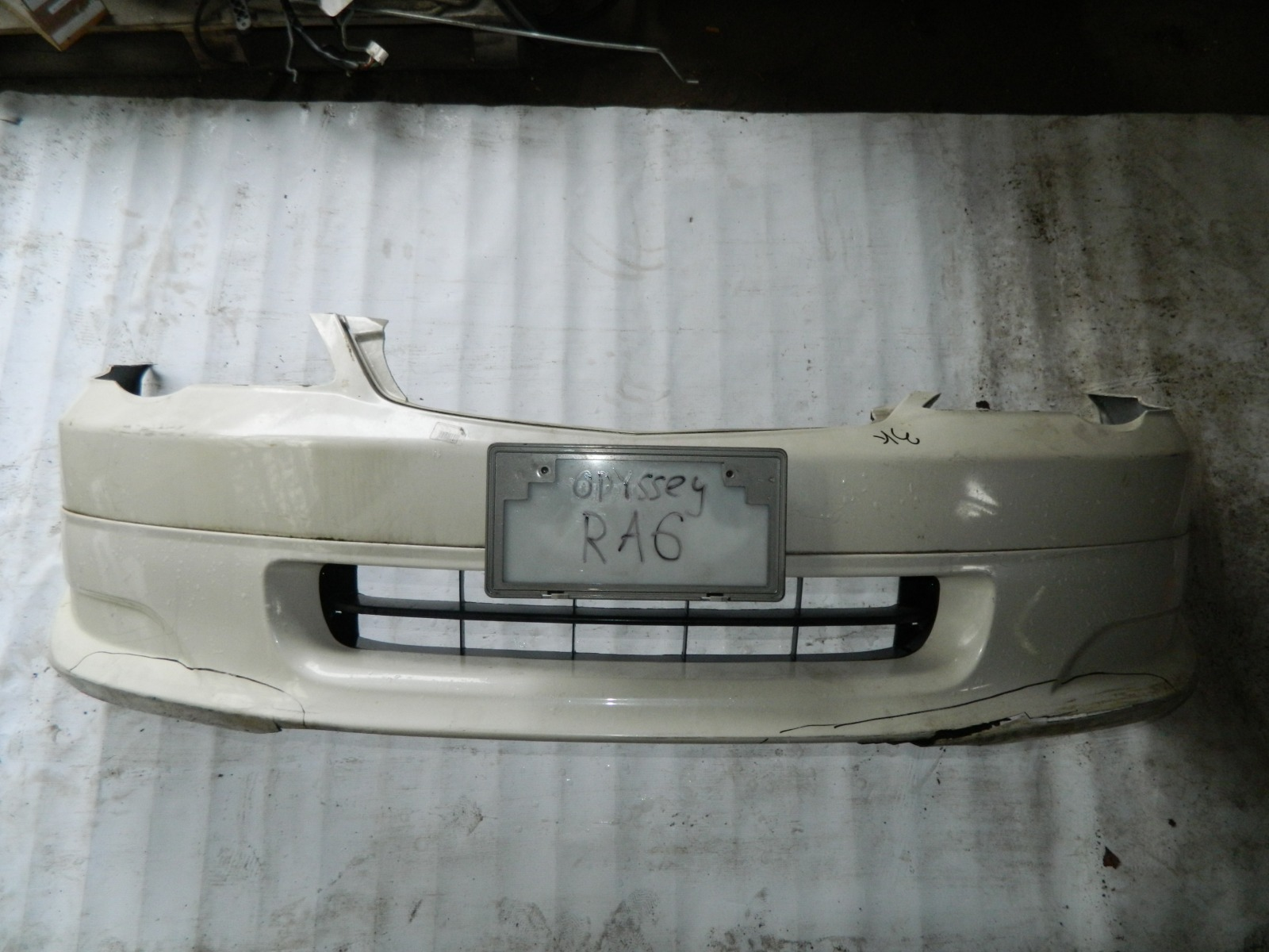 Бампер Honda Odyssey RA6 (б/у)