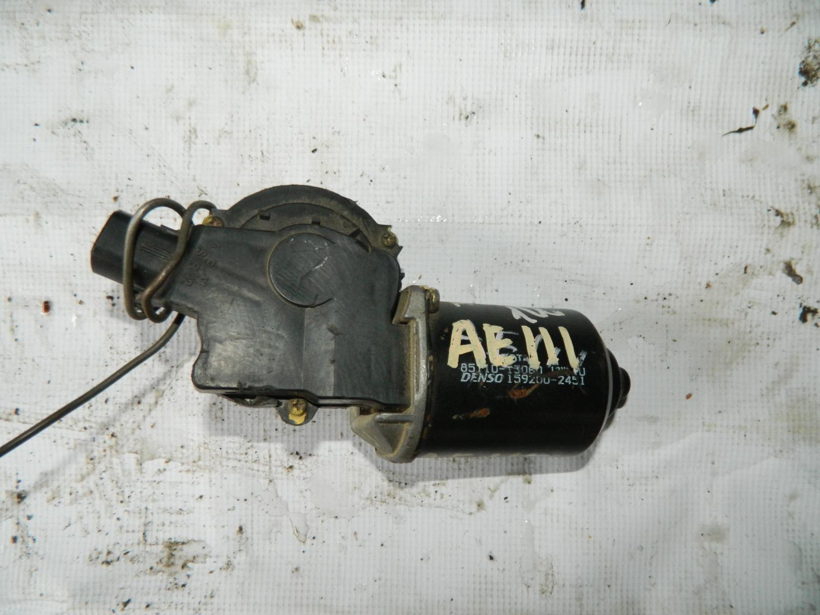 Мотор дворников Toyota Corolla Spacio AE111 (б/у)
