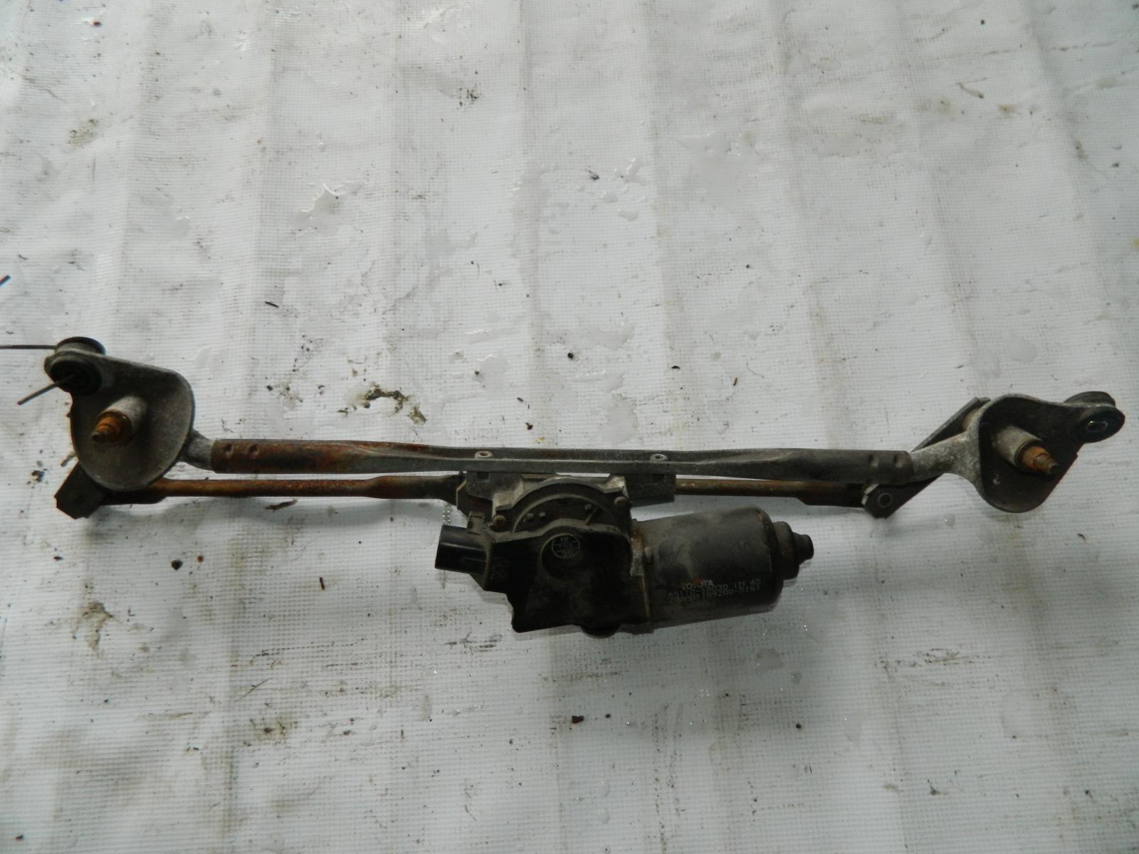 Мотор дворников Toyota Corolla NZE120 (б/у)