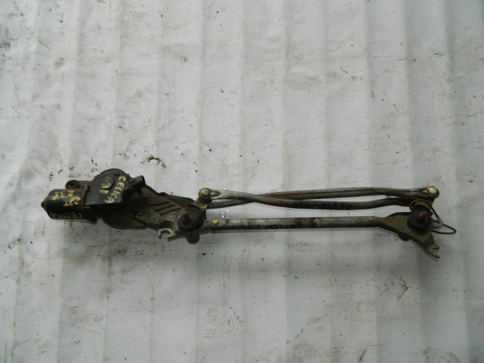 Мотор дворников Toyota Celica ZZT231 (б/у)