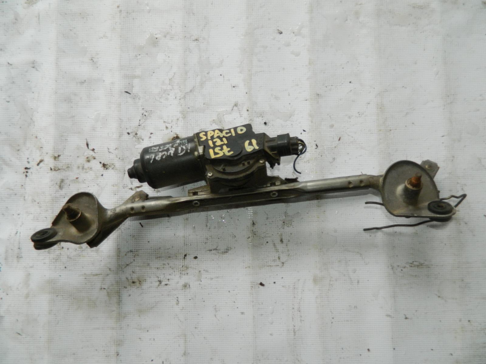 Мотор дворников Toyota Ist NCP61 (б/у)