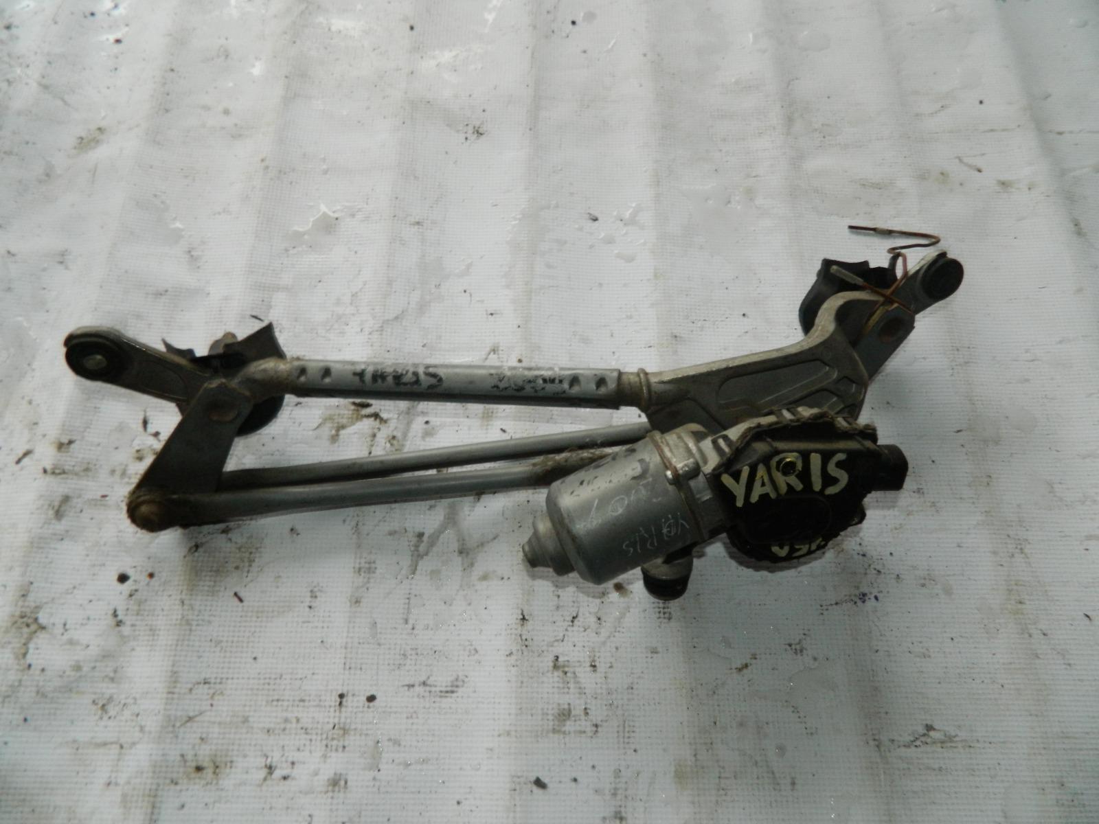 Мотор дворников Toyota Yaris NCP90 (б/у)
