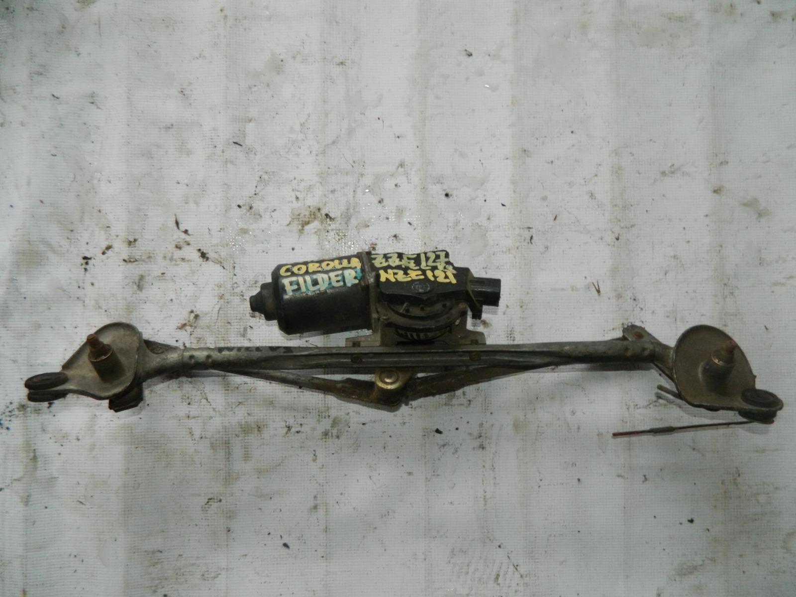 Мотор дворников Toyota Corolla Fielder NZE121 (б/у)