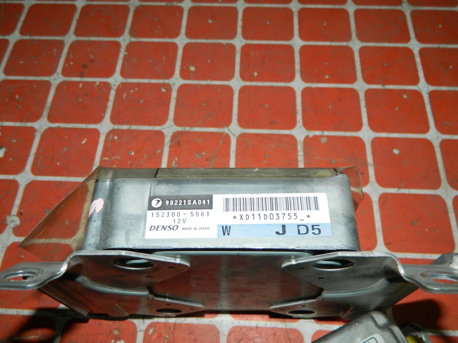 Блок управления airbag Subaru Forester (б/у)